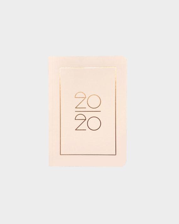 Navucko Taskukalenteri Pocket Calendar Pocket Planner 2020
