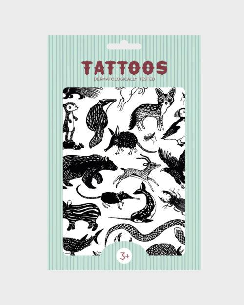 Papershop siirtokuvatatutointi feikkitaska temporary fake tattoo