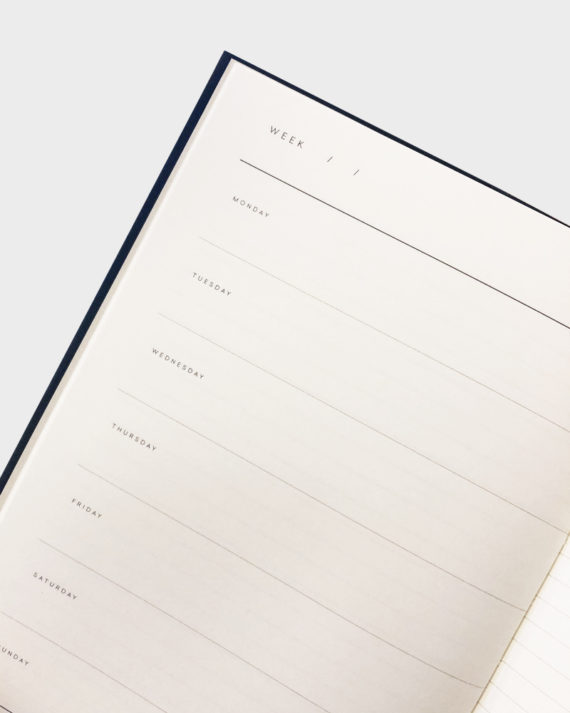 Papershop Helsinki Notem Even Fill-in Planner