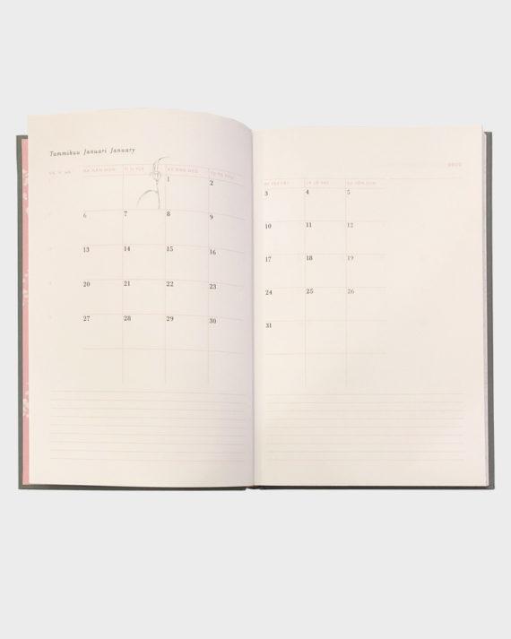 Nuppu Print kalenteri calendar planner 2020