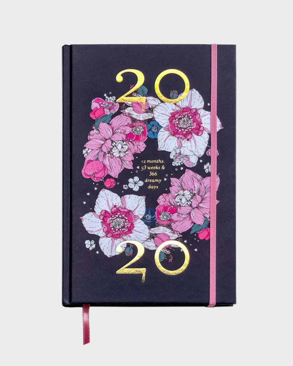 Sydäntalvi kalenteri calendar planner 2020