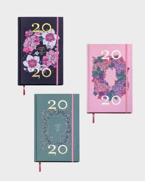 kalenteri calendar planner 2020