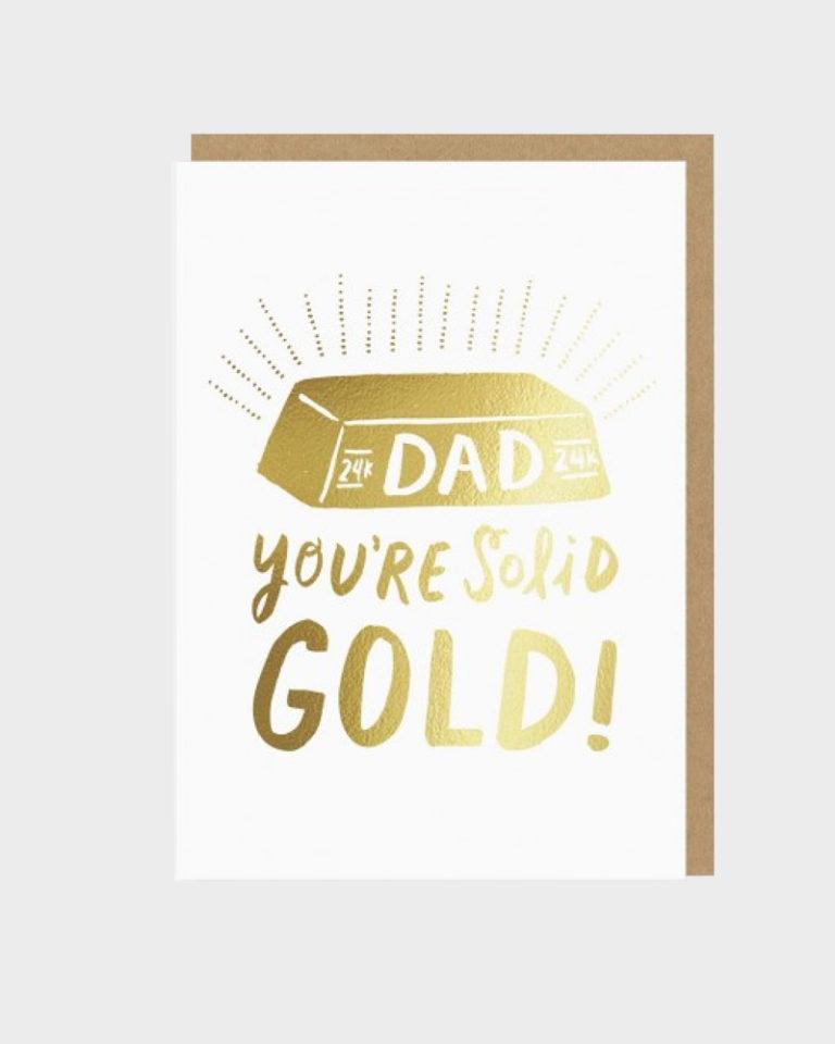 Father's Day Card Isänpäiväkortti