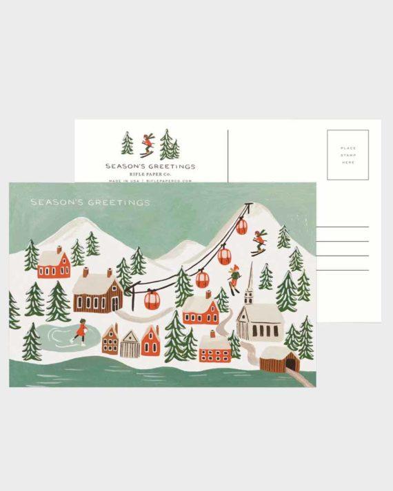 Joulukortti Joulu Postikortti