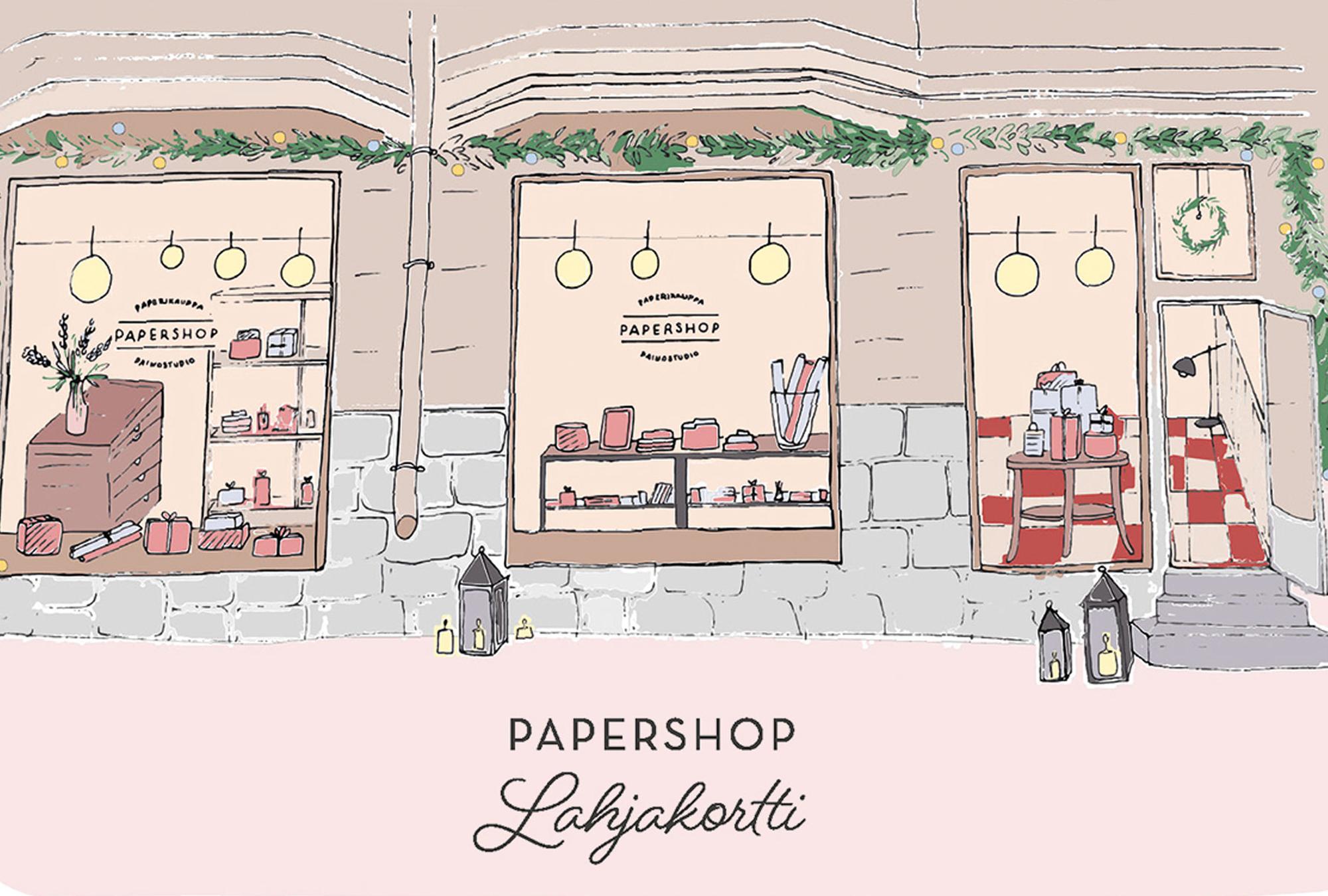 Papershop_Helsinki_Lahjakortti_Gift_Card_kansikuva_cover_photo