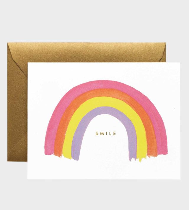 smile rainbow sateenkaari