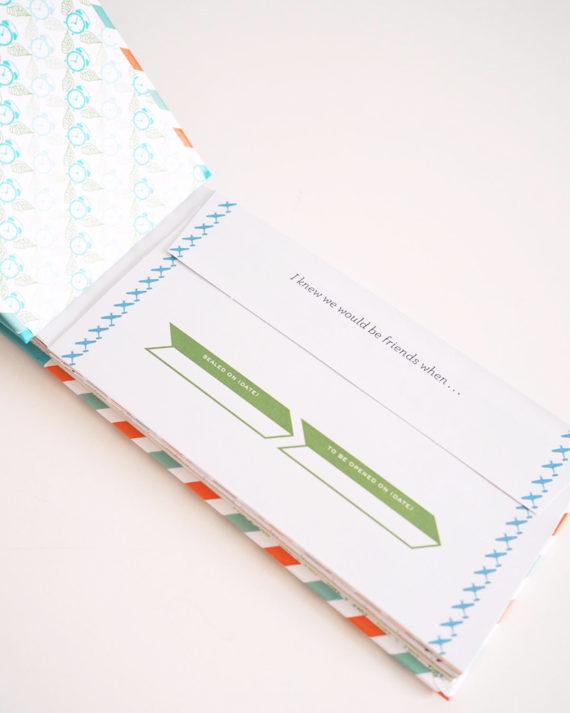 Kirjoita ystävälle kirje