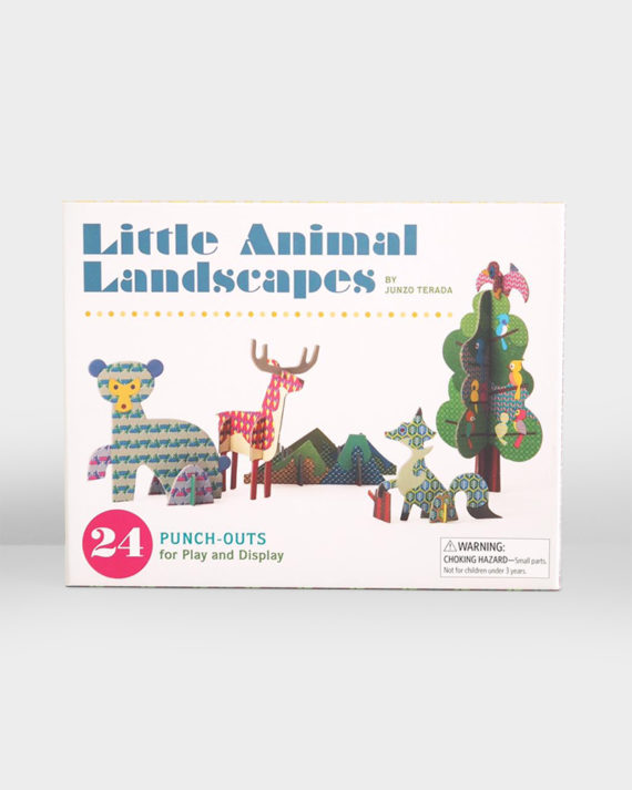 Animal Lanscapes 3Dpop-outs