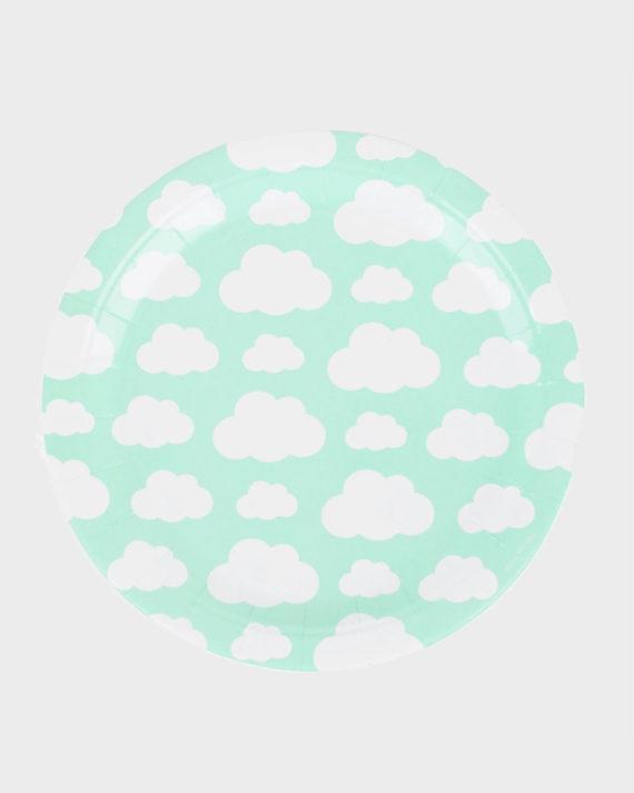 Pilvi paperilautaset