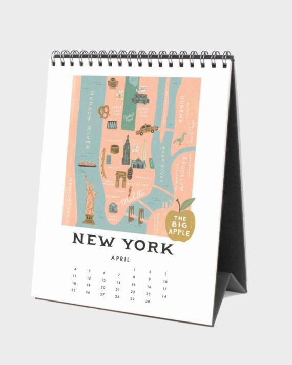 New York kalenteri