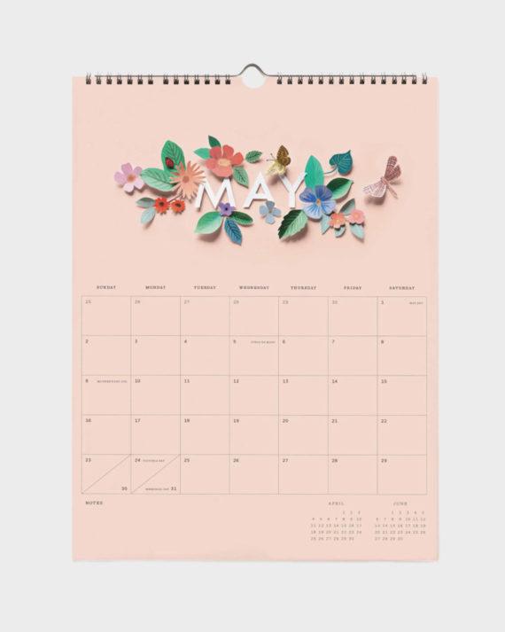 rifle paper co kalenteri
