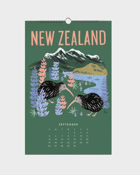 kalenteri vuodelle 2021