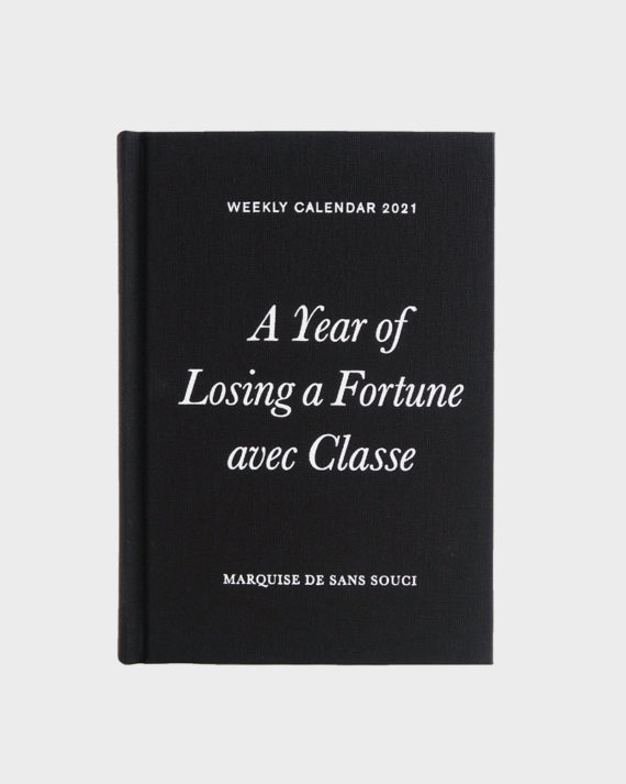 a year of losing a fortune avec classe