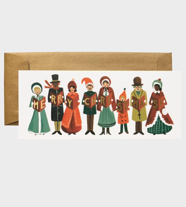 paperikauppa joulukortit