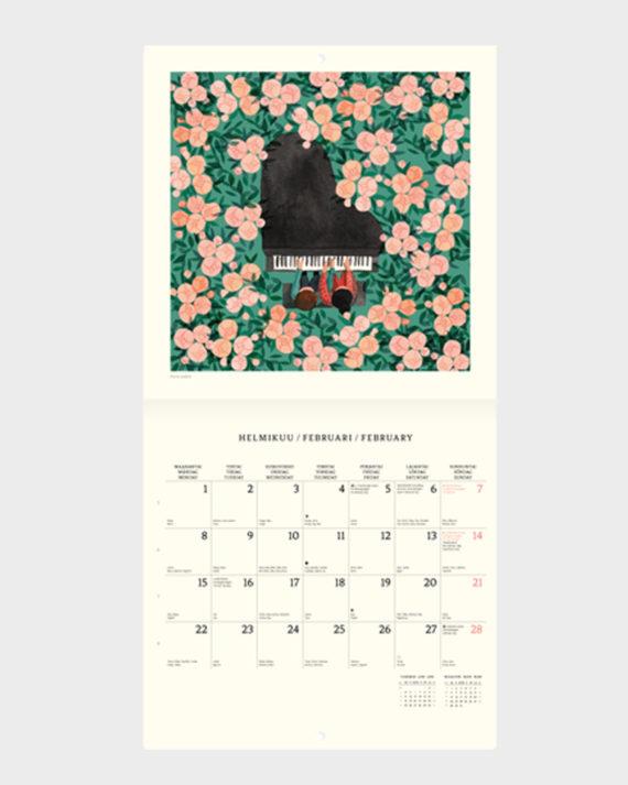 seinäkalenteri nettikauppa