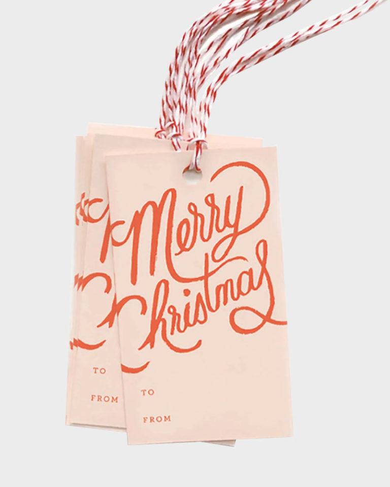 joulupakettikortti