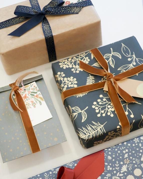 lahjapakettitarvikkeet