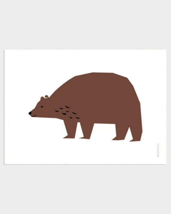 karhu juliste