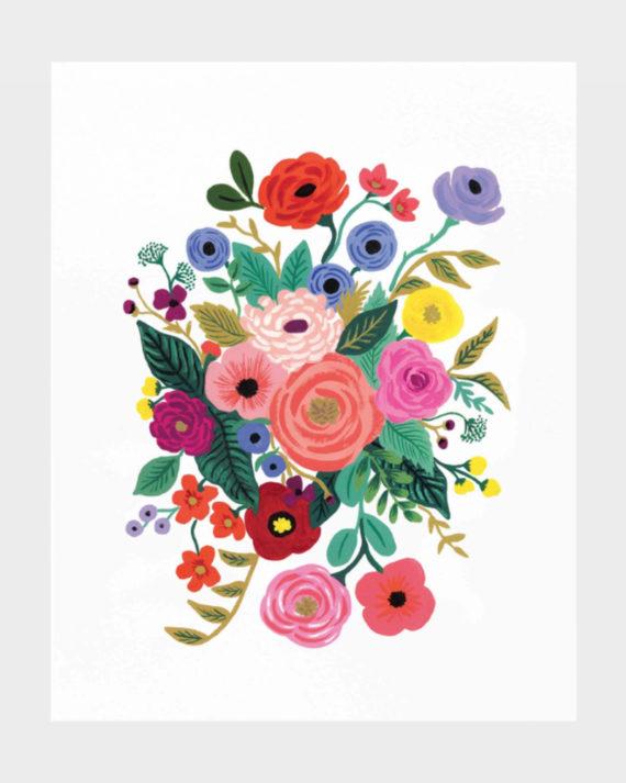 juliet rose bouquet juliste