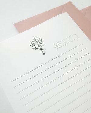 kirjesetti Wildflowers