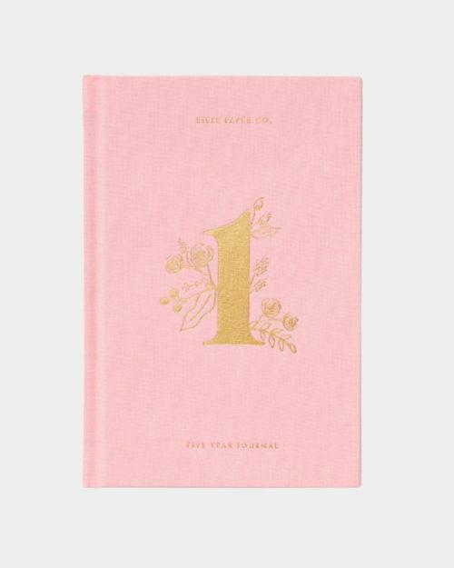 Keepsake päiväkirja numero 1