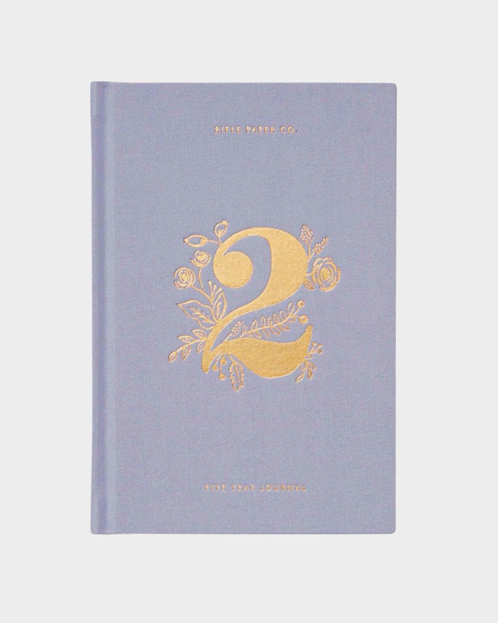Keepsake päiväkirja numero 2