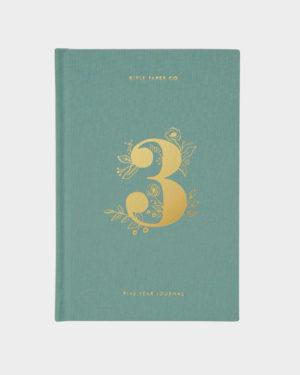 Keepsake päiväkirja numero 3