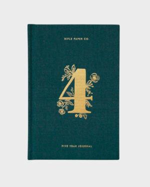 Keepsake päiväkirja numero 4