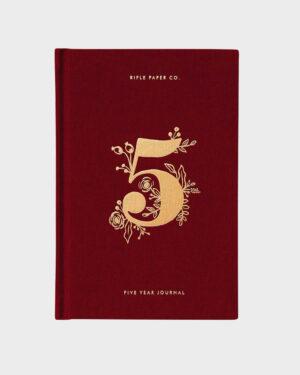 Keepsake päiväkirja numero 5