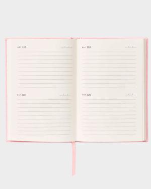 Keepsake päiväkirjan päivänäkymä