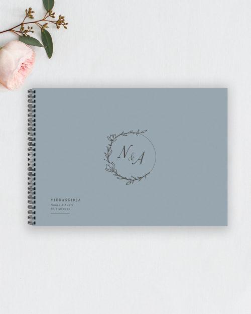 Vieraskirja Valokuva-albumi Magnolia