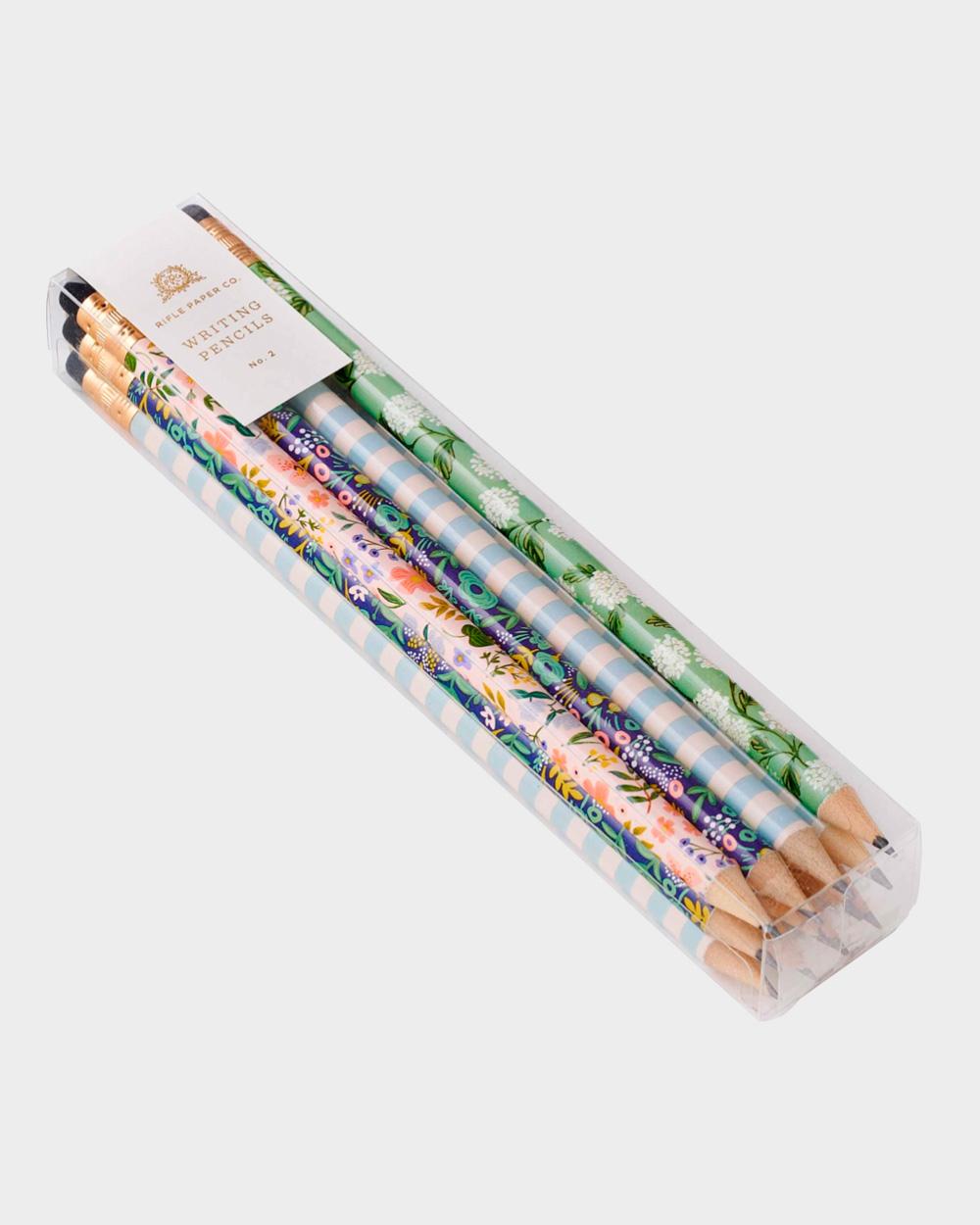 Rifle Paper co Meadow lyijykynäsetti