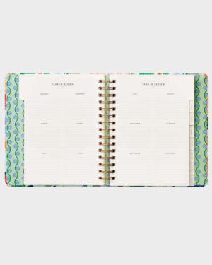 Dovecote kalenterin vuosinäkymä
