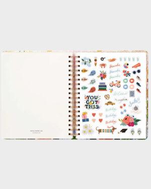 Marguerite kalenteri tarrat