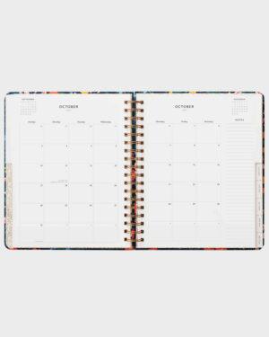 Wildwood kalenteri kuukausinäkymä