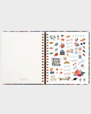 Wildwood kalenteri tarrat