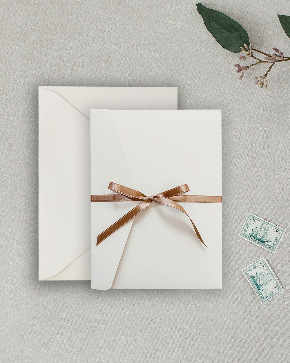 Magnolia Pocket tasku ja kirjekuori