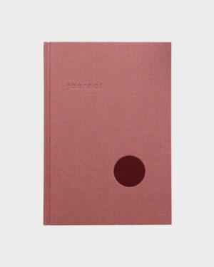 Kartotek Copenhagen muistikirja rosa