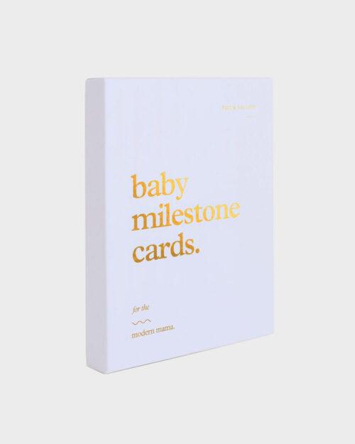 Baby Milestone Korttisetti