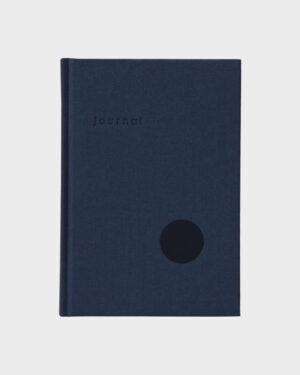 Kartotek Copenhagen muistikirja sininen pisteillä